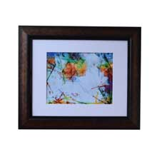 Abstract Watercolor Wall Frame Available in Nigeria