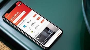 DENT - La aplicación que recarga datos móviles