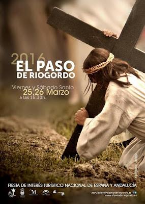 El Paso de Ríogordo - Cartel 2016