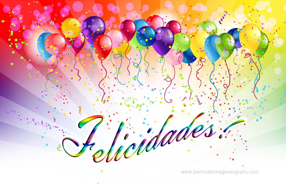Unique Wallpaper Mensajes De Cumpleaños Con Globos De Colores