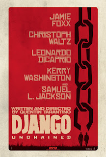 django unchained poster Django Unchained   Should It Have Been Made? race talk  Spike Lee slavery Quentin Tarantino Henry Louis Gates Django Unchained