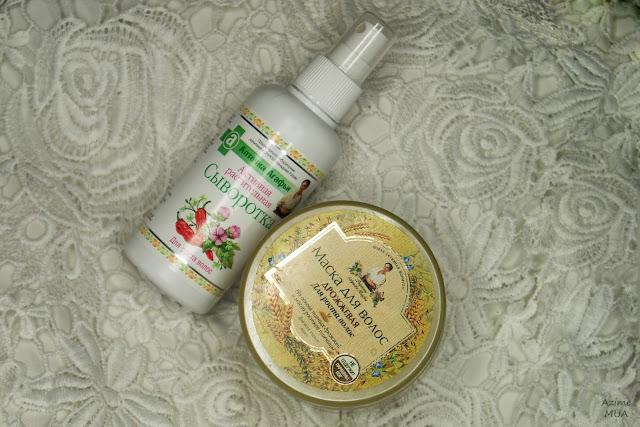 [218.] Rosyjskie kosmetyki na lepszy porost włosów- miesięczna kuracja, świetny efekt!