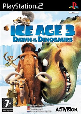 Ice Age 3: Dawn of the Dinosaurs (PS2) 2009