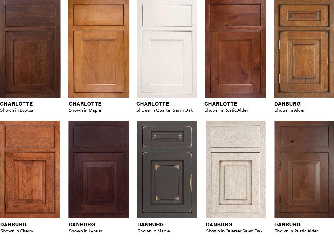 Starmark Inset Door Styles
