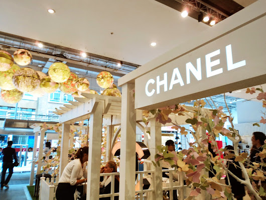 Chanel Butterfly Gardens