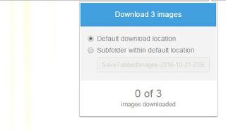 Save tabbed image imgur