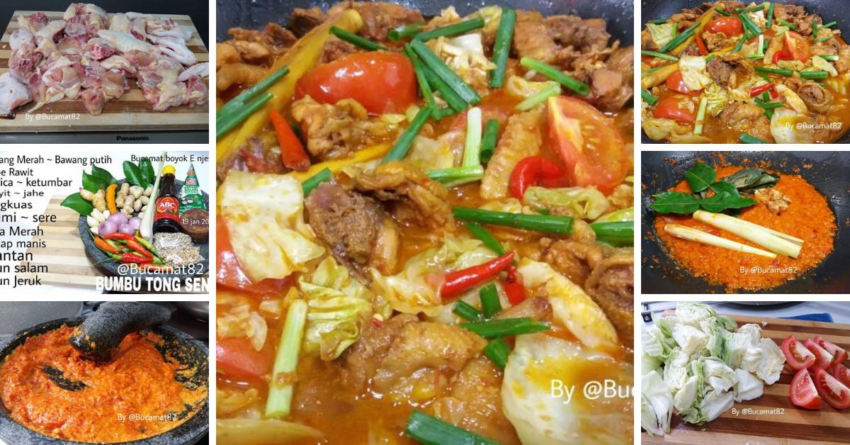 Tongseng Ayam Tanpa Santan Tak Cuma Lezat Tapi Juga Sehat Dan Bebas Kolestrol Modern Id