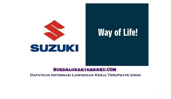 Lowongan Kerja Terbaru di PT. Suzuki Indomobil Motor