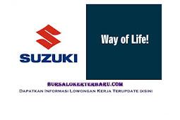 PT. Suzuki Indomobil Motor Membuka Lowongan Kerja Operator Produksi, Cek Syaratnya