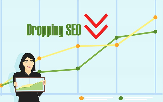 Dropping SEO