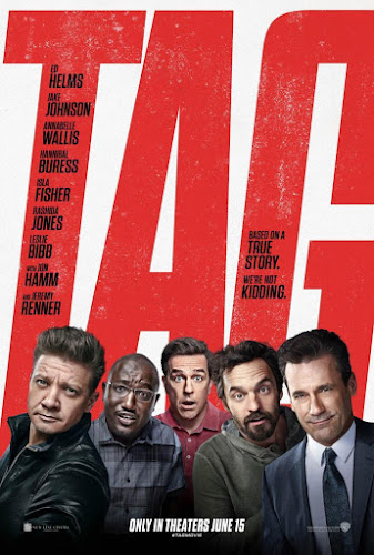 Tag (BRRip 720p Dual Latino / Ingles) (2018)