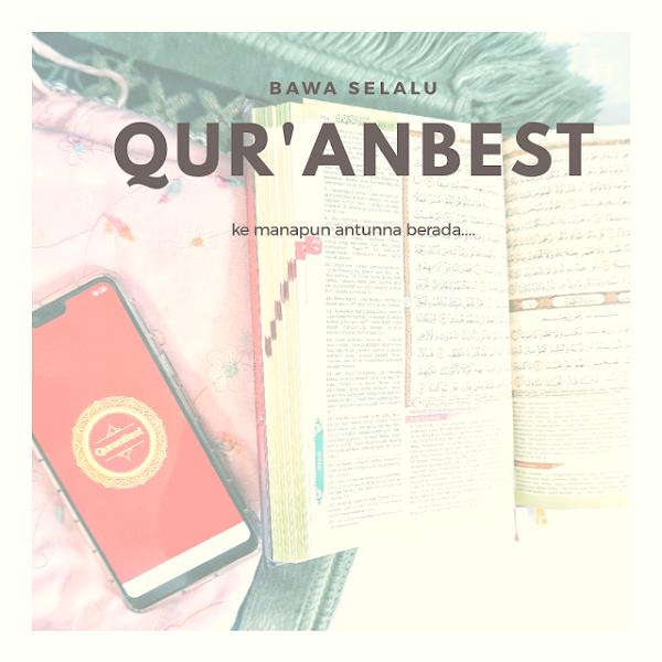 Aplikasi Al-Qur'an Terbaik : Qur'anBest