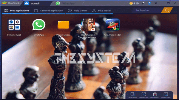 Best program to run Android apps and games and show the applications on the desktop