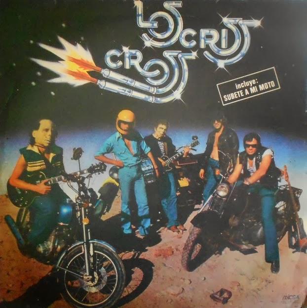 Red Peyote: Los Criss-Cross: Idem (1980)