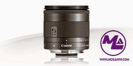 EF-M 11-22mm f/4-5.6 IS STM