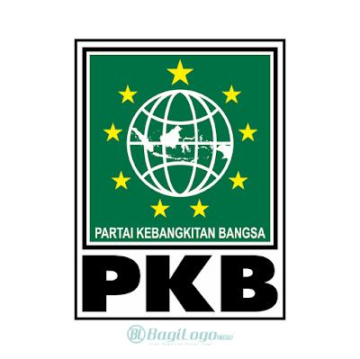 Partai Kebangkitan Bangsa Logo Vector