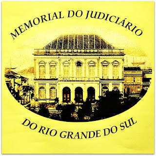 Memorial do Judiciário, em Porto Alegre - Antigo Palácio da Justiça
