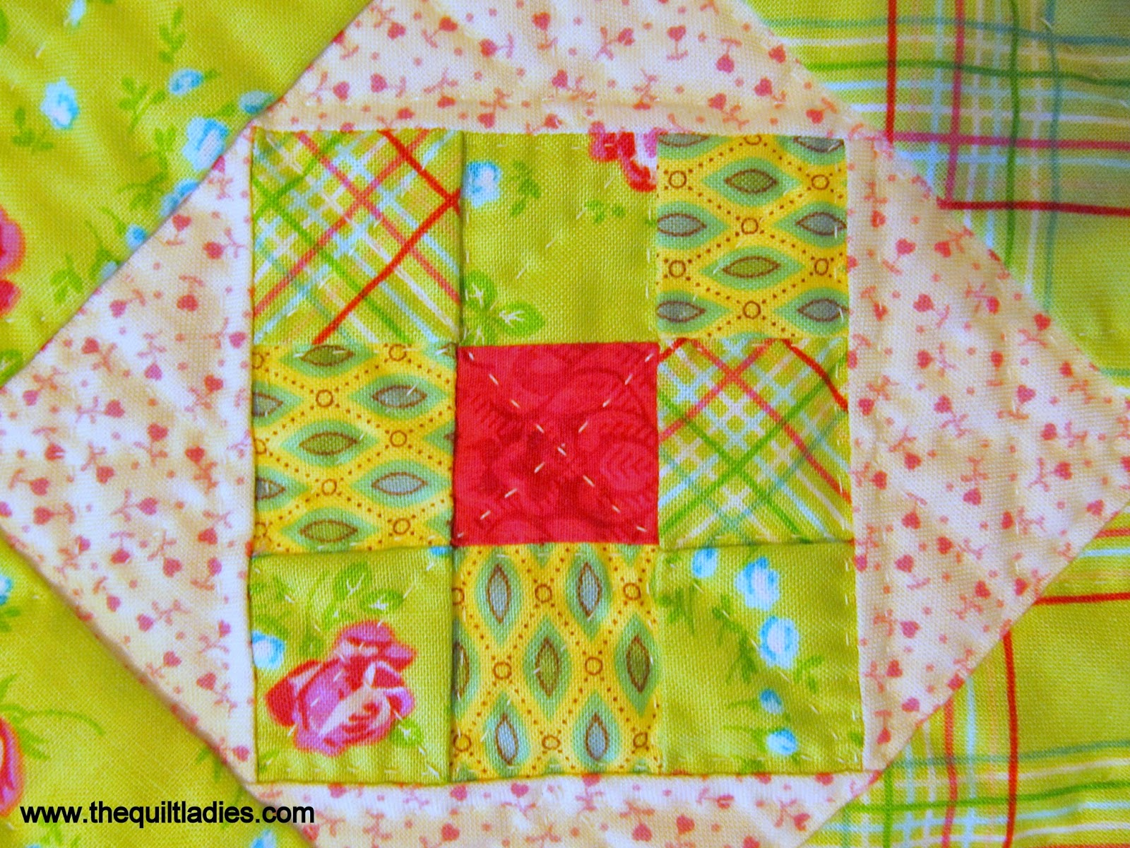 simple quilt pattern