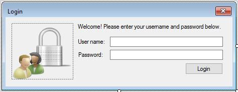 c# login form