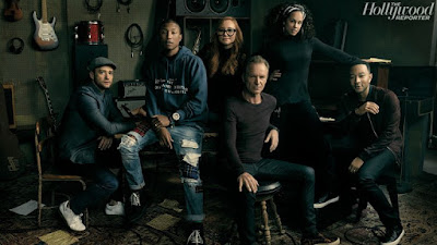 THR Full Oscar Songwriters Roundtable: Tori Amos, Sting, Alicia Keys & More!