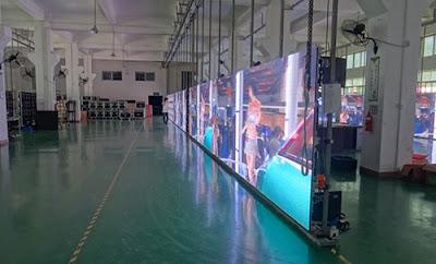 Công ty nhập khẩu màn hình led p5 chính hãng tại Hà Nội