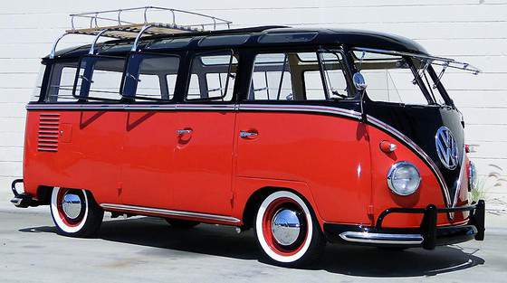 23 window deluxe samba for sale vw bus wagon for 1958 vw bus 23 window