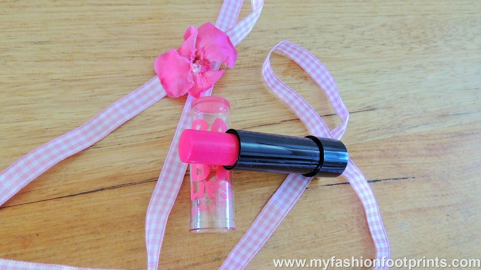 Maybelline Baby Lips Electro Pop Lip Balm - Pink Shock