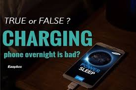 Should I Leave My Cell Phone Battery Plugged In Overnight | My Phone Not Charging