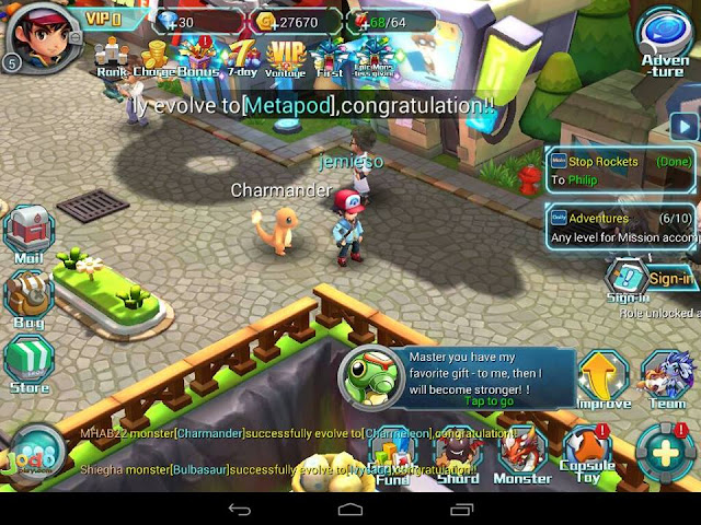 "Description: Game of Monster : Legendary 0.6.1 APK Free Download  Play Pokemon in a chibi way! with a 1000+ monsters to defeat you won't get bored easily with it. Welcome to the mysterious Monster land! This magic land is beneath the shadow of a alarming conspiracy currently. are you able to be the human to defeat dark forces and rescue endearing monsters? Time to assemble your team and decision your friends. There square measure over one,000 monsters enclosed in Pokeland Legends, and therefore the classic plot can certainly recall your memory. transfer and Play it FREE! Key Features: - spic-and-span CAG game, offers you a distinct experience; - Vivid 3D images; - 1,000+ monsters. Build your distinctive team; - Daily missions, monster myst, safari, world BOSS... Brobdingnagian style of gameplay; - numerous talent band and evolution; - Raise team power through gears, badges and titles; - Prove yourself at numerous PVP stages; - Strategy: attribute restraining, defeat enemies with the simplest lineup! - be a part of with countless alternative players. Build the strongest guild!  SCREENSHOT'S                        Reviews: ""Awesome game, super addictingThough the minmal graphics and lack of an obvious tutorial make the game a hard go day 1 by day 2 youll be hooked jumping city to city scavenging, surviving and improving your skills. And alot more obviously this game is huge with stacks of quests. Its also free so if you're on the fence try it but its definitely worth it""      Description: DEER HUNTER 2016 MOD+NORMAL APK 2.2.0 Download  From the creators of Deer Hunter 2014! Return to the wild and hunt across the globe in the world's greatest hunting experience. HUNT AROUND THE WORLD Pursue trophies in unique and beautiful locations that span the globe from Alaska to Zimbabwe.  BAG BIG GAME ANIMALS Hunt animals so real they nearly jump off the screen! Track down and bag the world's most exotic and elusive game.  SHOOT LIKE A PRO Develop a steady hand, line up your sights, and master the skills to take the perfect shot.  GET THEM BEFORE THEY GET YOU Take down predators before you become the prey.  COLLECT TROPHIES Compete for bragging rights and bag the biggest animals with achievements and leaderboards!  BUILD YOUR ARSENAL Collect and customize your firearms with scopes, magazines, barrels, and stocks as you perfect your weapons for each hunt.  High-end, immersive tablet gameplay!  It's Open Season - join the hunt today!  Deer Hunter 2016 is free to play, but you can choose to pay real money for some extra items.  SCREENSHOT'S                Reviews: ""Love it I used to play this game back in 08 was cool then, not great. This '1 edition is just awesome! Love the graphics and the ability to play real Player in real time competitions! Keep up the great work! Only downside is sometimes it lags but only for a split second, but that can cost you in a tournament. And I like that I don't have to spend money if I don't want to I can collect all that I need for free!""     WHAT'S NEW: Celebrate 4th of July with Deer Hunter! • Track and Hunt Amazing NEW Creatures! • Grab and Equip NEW Holiday Themed weapons! • Now includes Chromecast support! • Bug fixes and other improvements to game performance   APK APK MODED It might say it like this but it is 100% Safe guaranteed.  Soon will add                                        Game of Monster : Legendary 0.6.1 MOD                 If the game won't work on by only downloading apk download it directly on playstore.   Get it from Google Play APK"