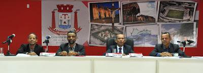 Vereadores debatem temas graves sobre Alagoinhas na Câmara Municipal
