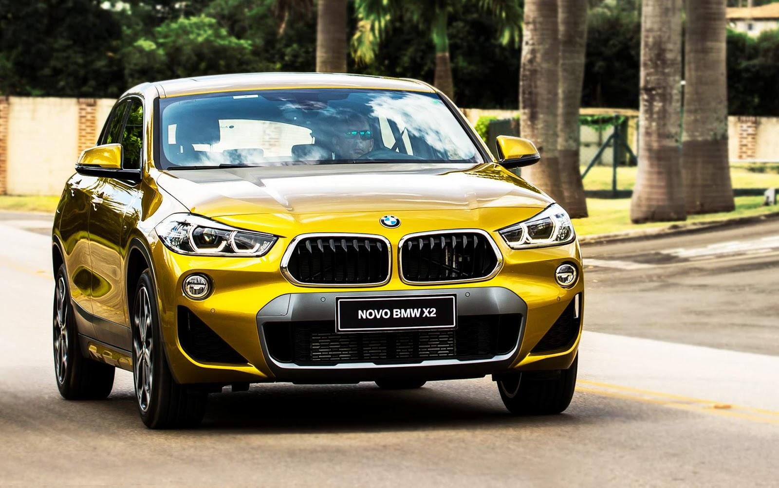 BMW X2 2022 - preço