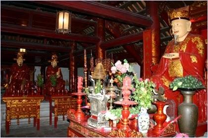วิหารวรรณกรรม (Temple of Literature)