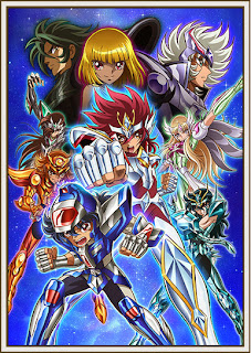 Saint Seiya Omega Full Season