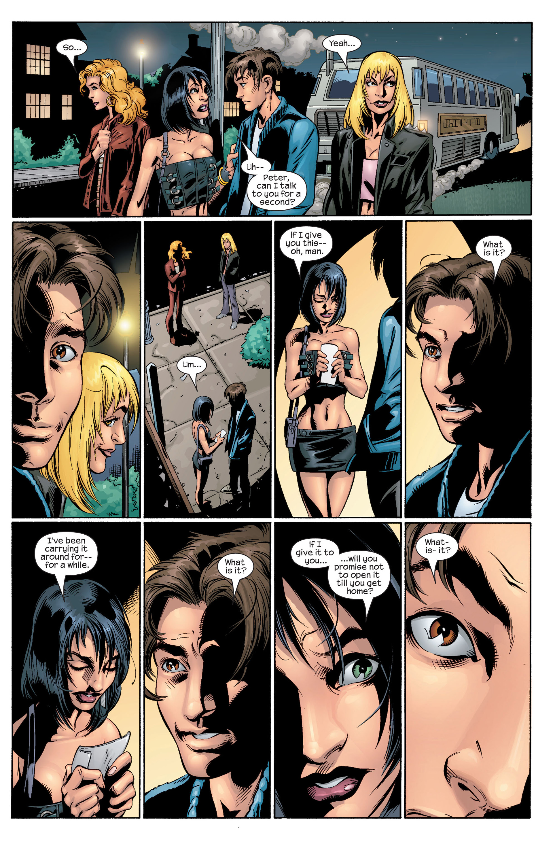 Read online Ultimate Spider-Man (2000) comic -  Issue #41 - 11
