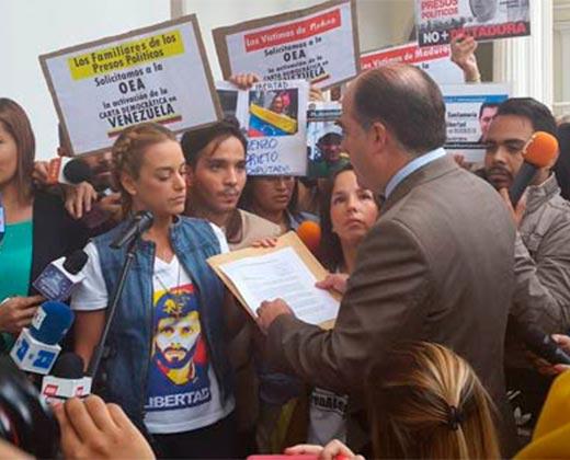 ¡AY, NICOLÁS! AN hará sesión especial para solicitar la aplicación de la Carta Democrática (+Video)