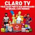 Novidade Claro TV: Novo canal adicionado na grade - 23/04/2019