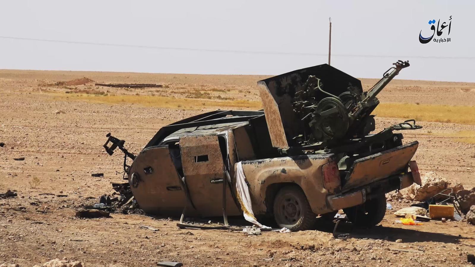 véhicules détruits 9876