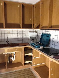 demonteren keuken
