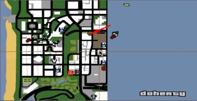 OFICINA DE CARROS para GTA San Andreas, GTA SA , Gta San