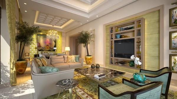 New Modern Luxury Estate in Dubai ~ Designer World