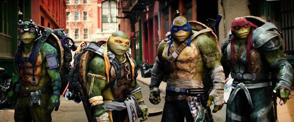 Free Download Teenage Mutant Ninja Turtles: Out of the Shadows Sub Indo AVI Mp4 MKV 240p 480p 720p 1080p