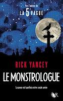 Rick Yancey - Le Monstrologue