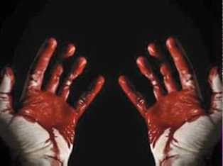 the blood of the Innocent souls for not preaching the gospel