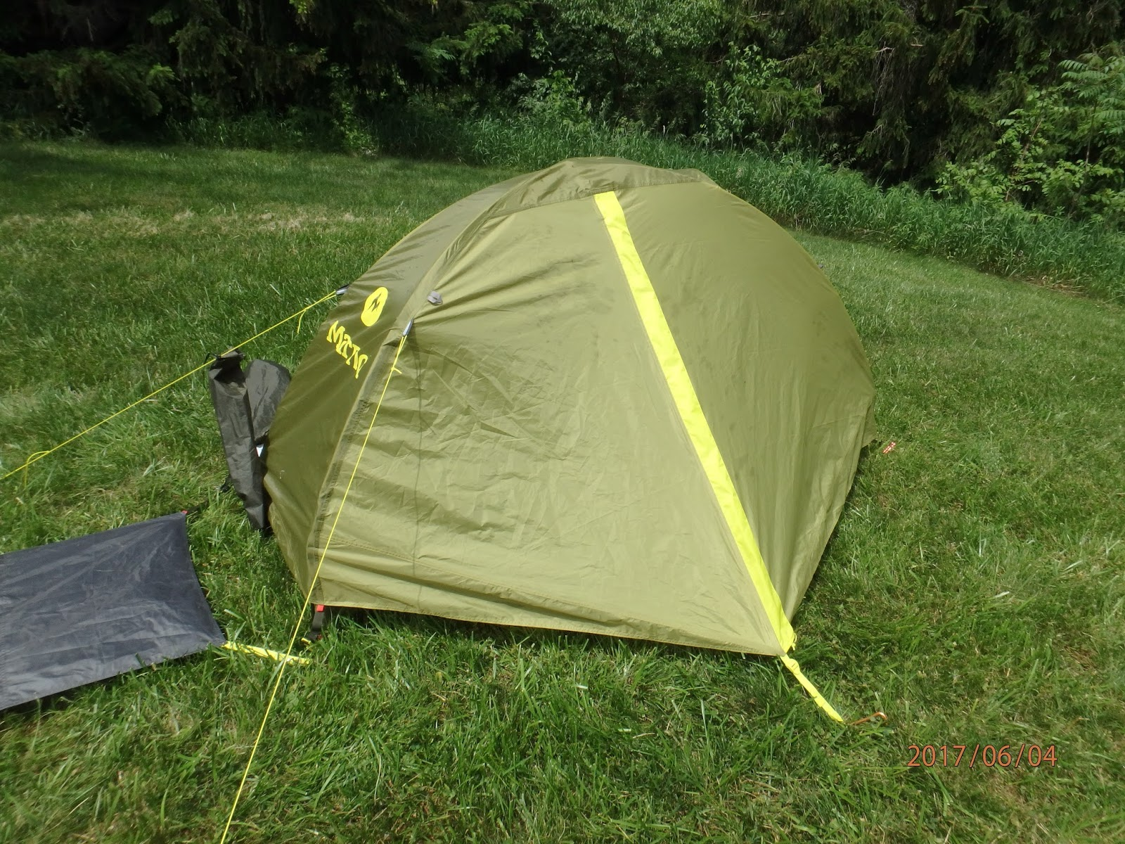 I wanted to say a few words about the Marmot Tungsten 1P tent tonight. Iu0027ve some pictures of the thing drying out yesterday after I dashed home to meet a ... & Amber Liquid Anglers and Sportsmen: Tungsten 1P