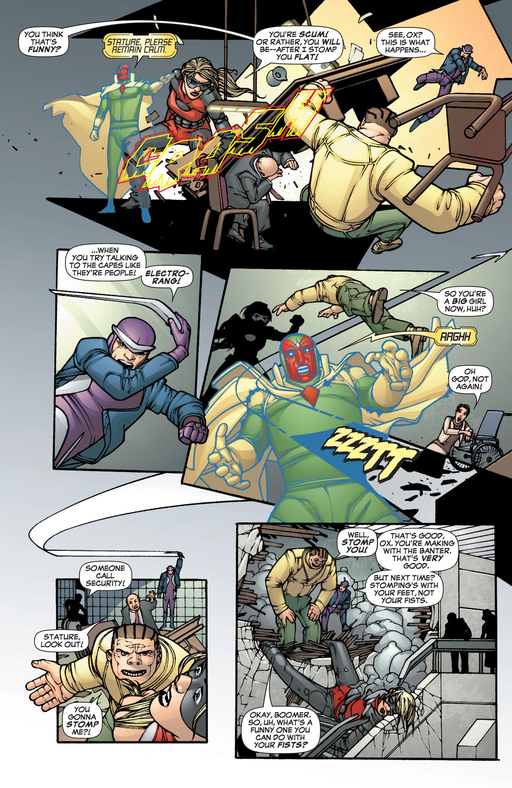Read online She-Hulk (2005) comic -  Issue #1 - 13