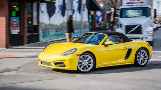 2017 Porsche 718 Boxster PDK Automatic Design, Performance, Exterior, Interior, Engine, Price