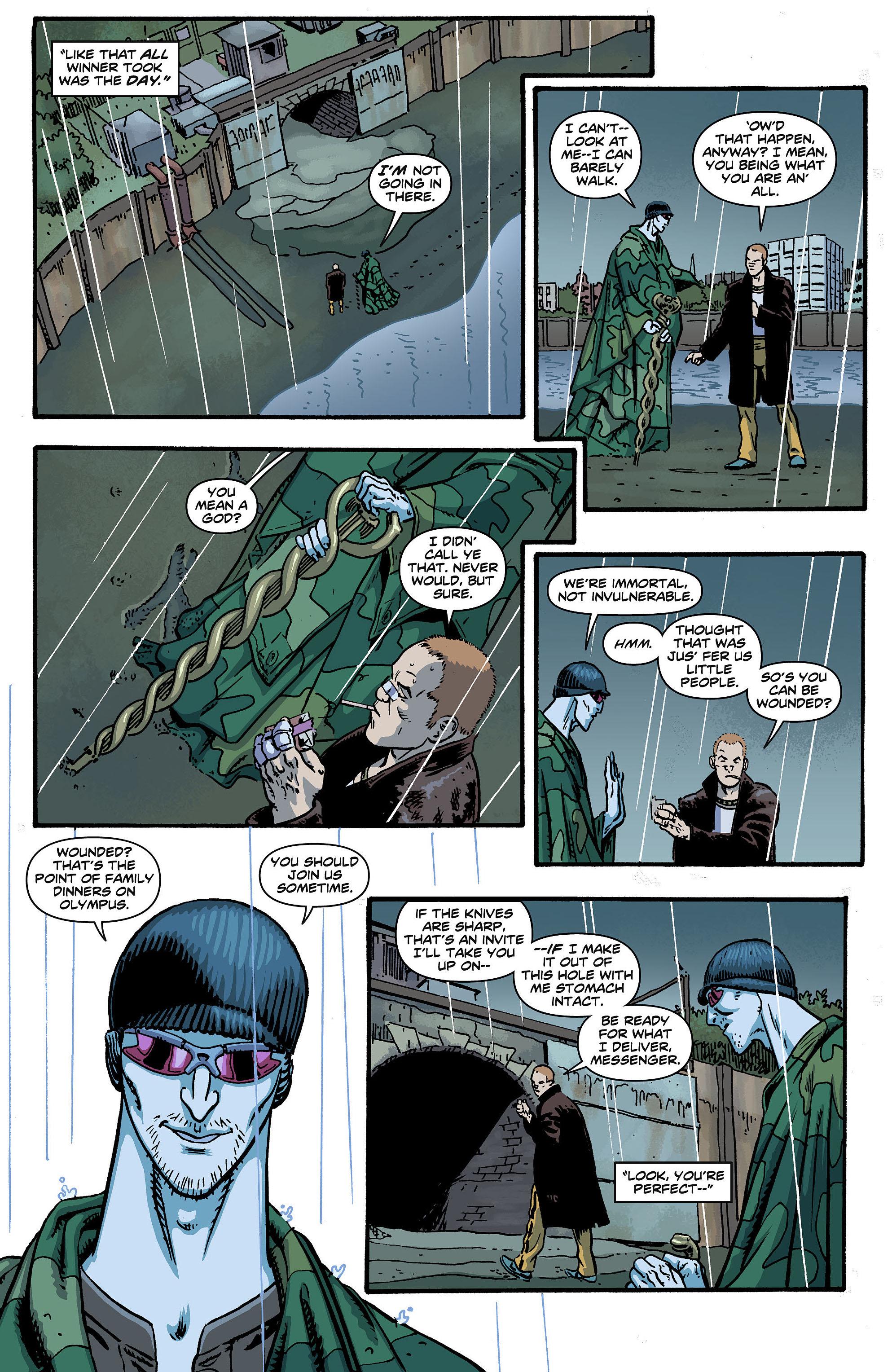 Read online Wonder Woman (2011) comic -  Issue #5 - 12