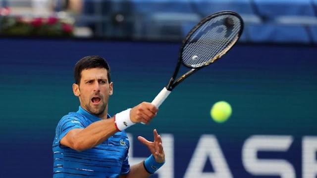AS Terbuka: Djokovic Lewati Babak Pertama dengan Mulus