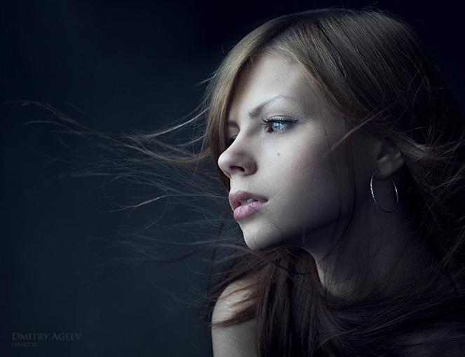 161 - Fotoğrafçı Dmitry Ageev'den Portreler