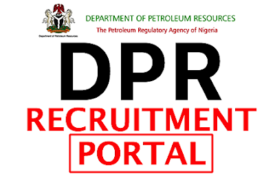 Recruitment of DPR Graduate Trainees 2018/2019 Experienced Professionals | Department of Petroleum Resources